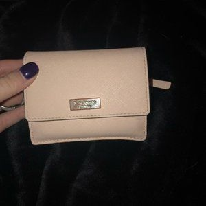 Kate Spade Light Pink Wallet